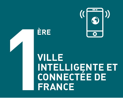 premiere ville intelligente connectee de france